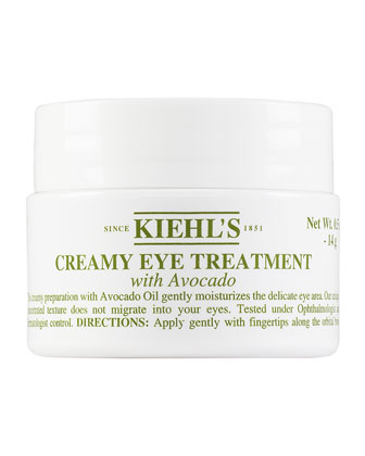 Creamy Eye Treatment with Avocado, 0.5 oz NM Beauty Award Finalist 2014 ...