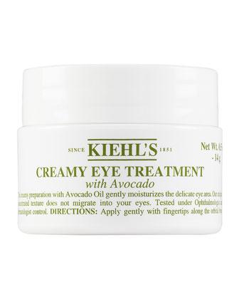 Creamy Eye Treatment with Avocado, 0.5 oz NM Beauty Award Finalist 2014 ...
