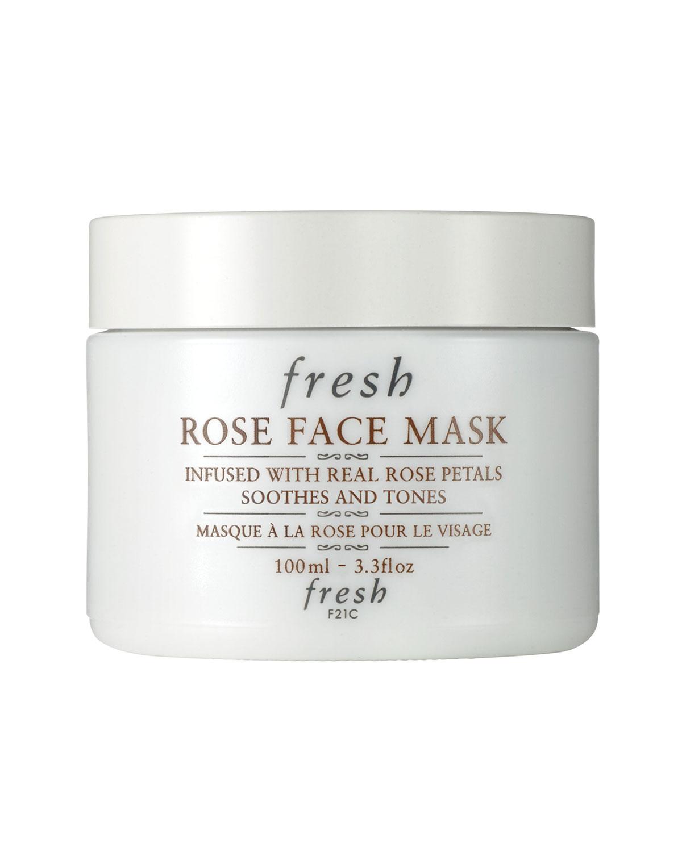 Rose Face Mask - Fresh
