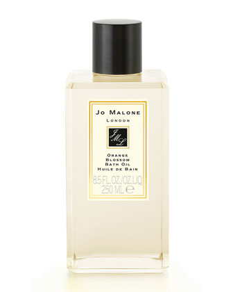 Orange Blossom Bath Oil, 8.5. oz.