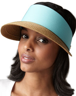 Eric Javits Champ Packable Visor