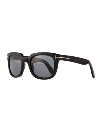 Campbell Metal-Detail Sunglasses