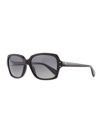 Nanny B Sunglasses, Black