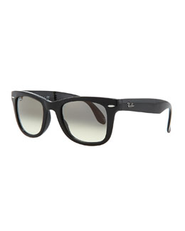 Ray-Ban Folding Icons Wayfarer Sunglasses