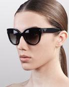 Heritage Cat-Eye Sunglasses