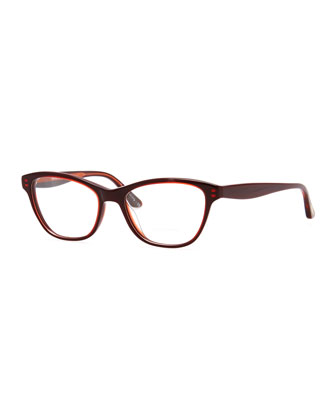 Lorell Rouge Optical Frames, Red