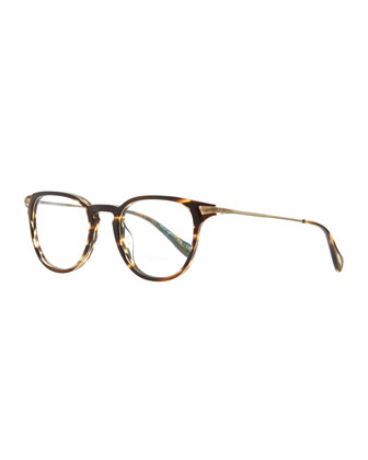 Ennis 48 Fashion Glasses, Coco/Brown