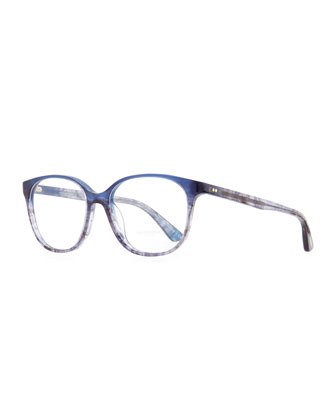 Rita 52 Fashion Glasses, Blue