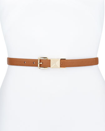 20mm Pyramid-Stud Belt, Luggage