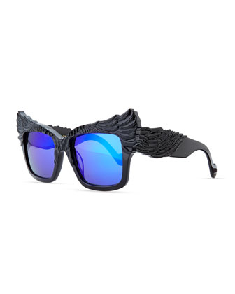 The Escapist Sunglasses, Black