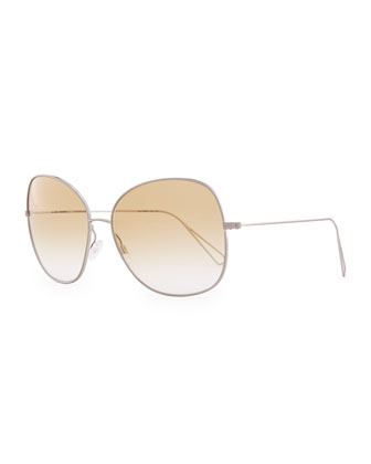 Isabel Marant par Oliver Peoples Daria 62 Oversized Sunglasses, ...