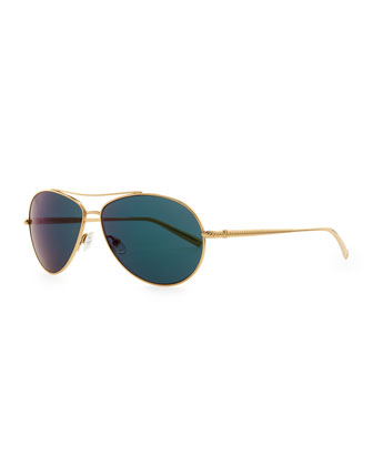 Waverly Aviator Sunglasses