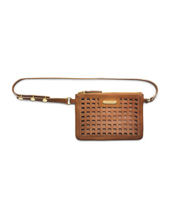 Perforated Belt Bag