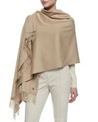 Opera Cashmere Stole, Golden Shade
