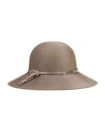 Blake Wool Fall/Winter Fedora Hat