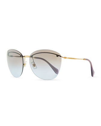 Phantos Sunglasses, Violet