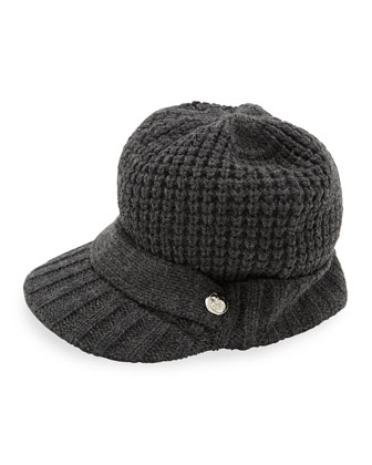 Knit Peak Hat