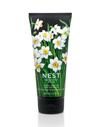 White Narcisse Body Wash, 200ml