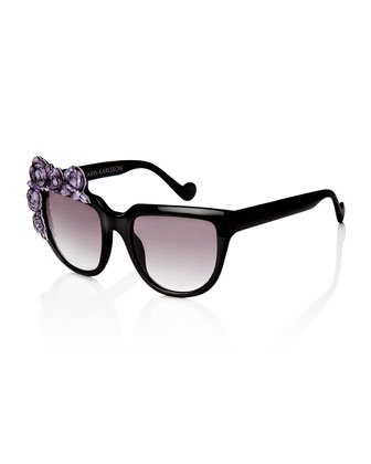 Rose Noir Sunglasses