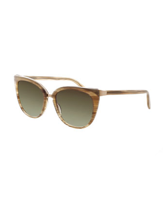 Ronette Cat-Eye Sunglasses