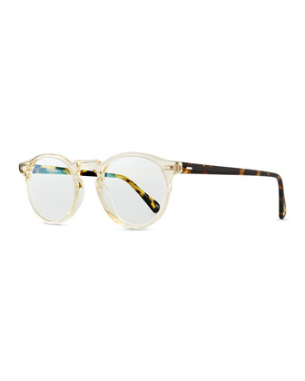 Gregory Peck Fashion Glasses, Clear