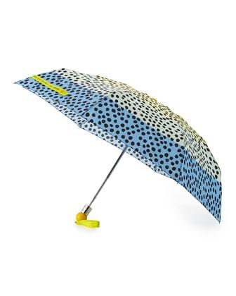 De Lite Dot Umbrella, Disco Yellow