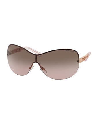 Grand Canyon Logo Shield Sunglasses, Rose