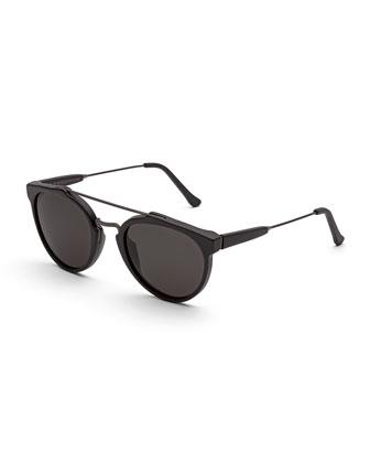 Giaguaro Sunglasses, Black