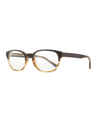 Kent Fashion Glasses, Mixed Brown