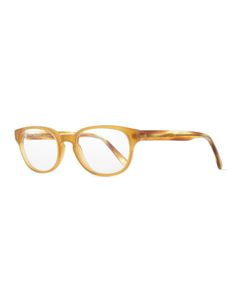 Kent Fashion Glasses, Light Brown