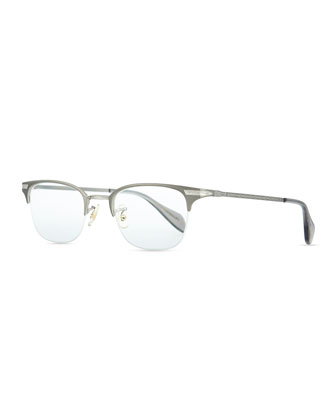 Walston Fashion Glasses, Pewter