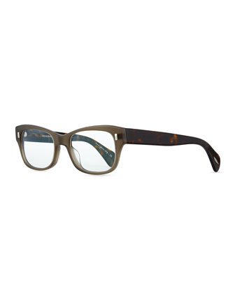 Wacks Acetate Fashion Glasses