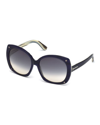 Gabriella Butterfly Sunglasses