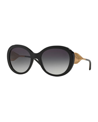 Trench-Knot Sunglasses
