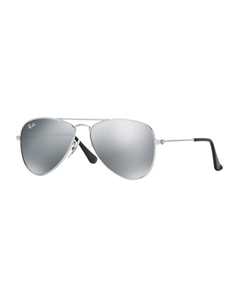 Children's Metal Aviator Sunglasses
