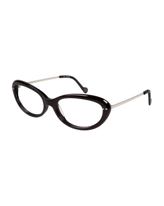 Eva Cat-Eye Readers