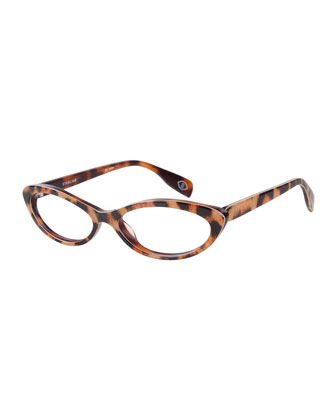 Jane Cat-Eye Readers