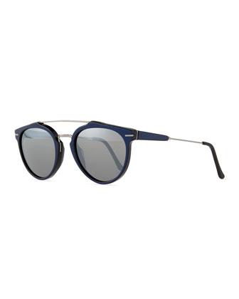 Giaguaro Ponente Sunglasses, Blue