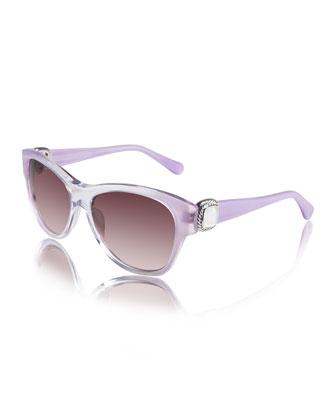 Albion Rectangle Sunglasses
