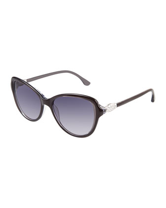 Waverly Butterfly Sunglasses