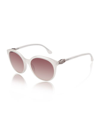 Waverly Round Sunglasses
