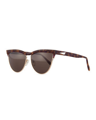 Buenos Aries Cat-Eye Sunglasses