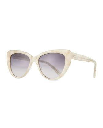 Capri Cat-Eye Sunglasses