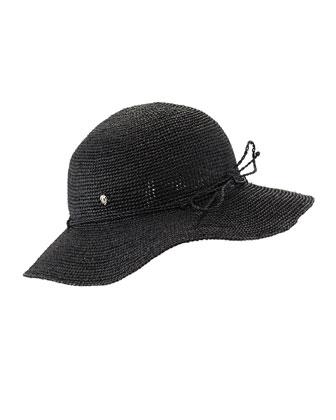 Caicos Raffia Floppy Sun Hat