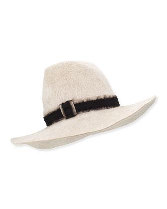 Stevie Felted Hat