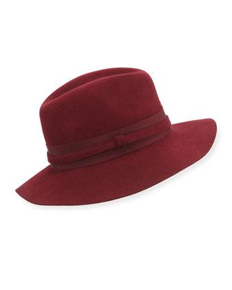 Guardian Wool Felt Hat