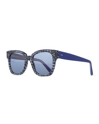 Sabry Square Sunglasses