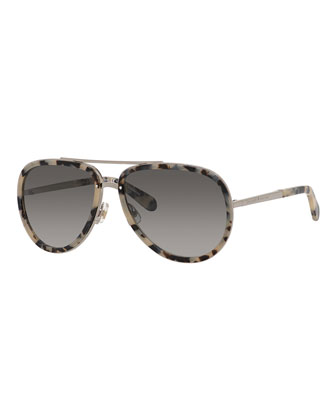 makenzie aviator sunglasses
