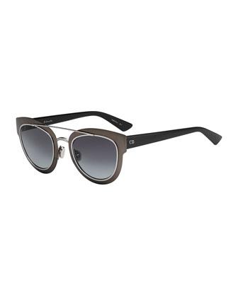 Chromic Square Acetate Sunglasses