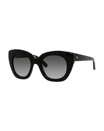 narelle cat-eye sunglasses
